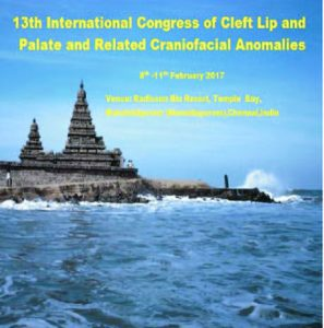13 International Congress Of Ceft Lip and Palate and Related Craniofacial Anomalies