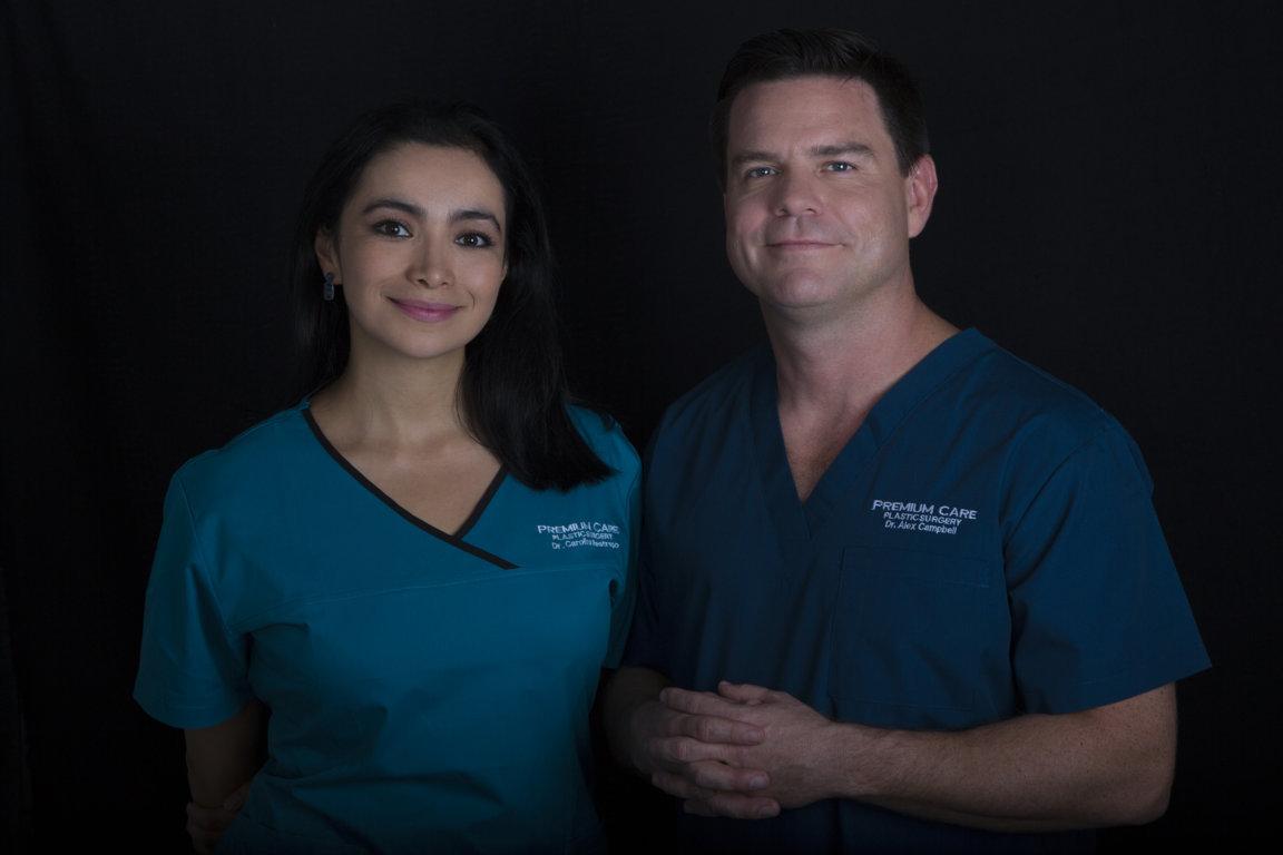 Dr Alex Campbell - Plastic Surgeon Colombia
