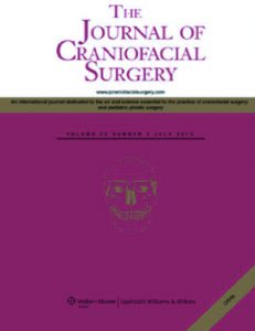 The Journal of Carniofacial Surgery