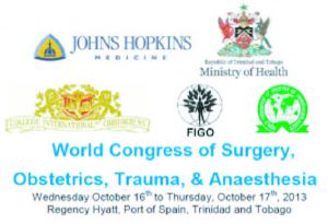 word congress of surgery-obstetrics-trauma and anasthesia