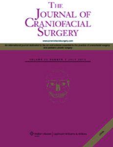 The Journal of Carniofacial Surgery